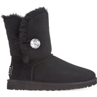 Ugg Bailey Bling sheepskin boots, Women's, Size: EUR 37 / 4 UK, Black