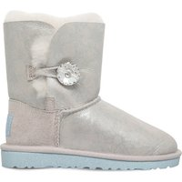 Ugg Arendelle pearlescent sheekspin boots 4-9 years, Size: EUR 28 / 10 UK KIDS, Silver