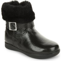 Ugg Gemma patent leather boots 2-5 years, Size: EUR 22.5 /6 UK, Black