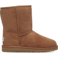 Ugg Classic short sheepskin boots 9-11 years, Size: EUR 36 /3.5 UK, Brown