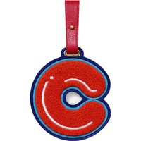Chaos C luggage tag, Women's, Red