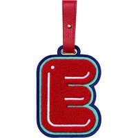 Chaos E luggage tag, Women's, Red