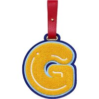 Chaos G luggage tag, Women's, Yellow