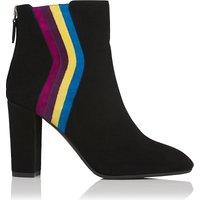 Lk Bennett Serafina suede ankle boots, Women's, Size: EUR 36 / 3 UK WOMEN, Mul-multi