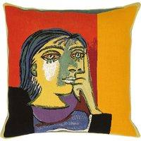 The Conran Shop Jules Pansu picasso cushion cover 45cm, Women's, Multi-coloured