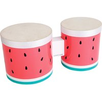 Sunnylife Watermelon bongo drums