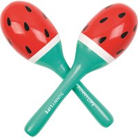 Sunnylife Watermelon maracas set