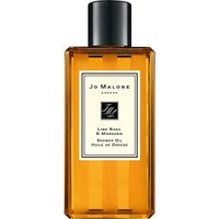 Jo Malone London Lime Basil & Mandarin shower oil 250ml