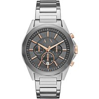 AX2606 stainless steel chronograph watch
