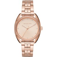 Libby rose gold-toned watch