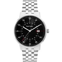 Paul Smith Mens Silver Watch