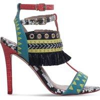 Miss Kg Ferne embellished sandals, Women's, Size: EUR 39 / 6 UK WOMEN, Mult/other