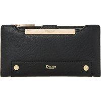 Kessica leather-look purse