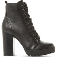 Laurie leather heeled ankle boots