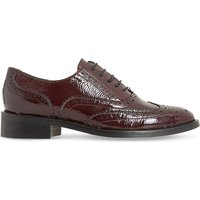 Fairston patent-leather shoes