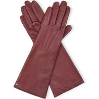 Starling long leather gloves