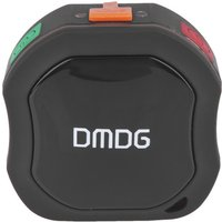 DMDG Mini GPS Tracker for Elder£¬ Kids£¬ Pets w/ Monitor£¬SOS - Black