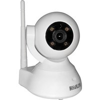 HOSAFE SV03 720P Wireless Pan / Tilt IP Camera -White (US Plugs)