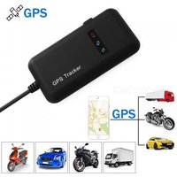 LANGMAO Vehicle Motorcycle Tracker Real-time Locator GPS Tracking
