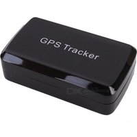 Mini Car GPS Tracker with 6000mAh Battery£¬ Real Time Tracking - Black