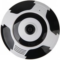 VESKYS 960P 360 Degree FishEye Full View IP Wi-Fi Camera (EU Plug)