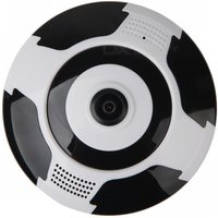 VESKYS 960P 360 Degree FishEye Full View IP Wi-Fi Camera (UK Plug)