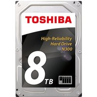 Toshiba 8tb N300 Nas Internal Hdd Bulk