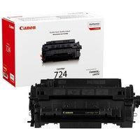 Canon CRG 724 Black Toner cartridge