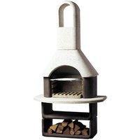 54cm Kortina Masonry Charcoal Barbecue