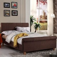 Alcaide Upholstered Sleigh Bed