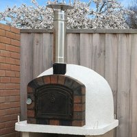Premier Wood Fired Pizza Oven