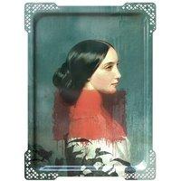 Galerie De Portraits Rectangular Tray