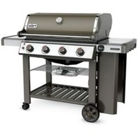 Weber GENESIS® II E410™ GBS™ Grey 4 Burner Gas Barbecue