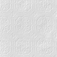 anaglypta original white derby paintable wallpaper