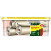 solvite all purpose ready to roll wallpaper adhesive 2.5kg
