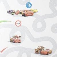 cars 2 racetrack wallpaper