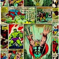 marvel comic strip children