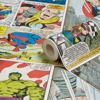 marvel marvel comic strip children