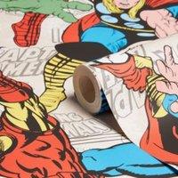 graham and brown marvel superheroes kids wallpaper