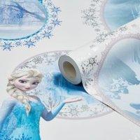 disney blue and purple disney frozen elsa mica effect wallpaper