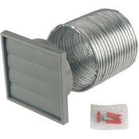 5020953570042 | Manrose Wall Fixing Kit 100 mm