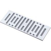 5020953930457 | Manrose White Adjustable Vent