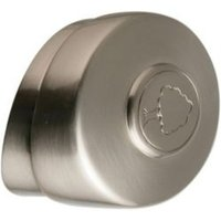 Metal Round Newel Cap (L)63mm (W)63mm