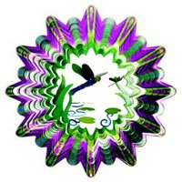 Active Dragonfly Wind Spinner