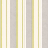 ideco home kew yellow stripe matt wallpaper
