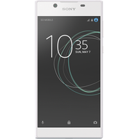 Click to view product details and reviews for Sony Xperia L1 16gb White On Red Extra 24 Months Contract With Unlimited Mins Unlimited Texts 4000mb Of 4g Data £2900 A Month Extras Beats Ep Headphones White.