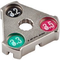 X-Tools Spoke Key 3