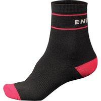 Endura 2 Pack Womens Retro Sock SS17