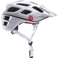 661 Recon Scout Helmet - White-Red 2017