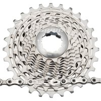 SRAM PG1190 11sp Road Cassette + Chain Bundle